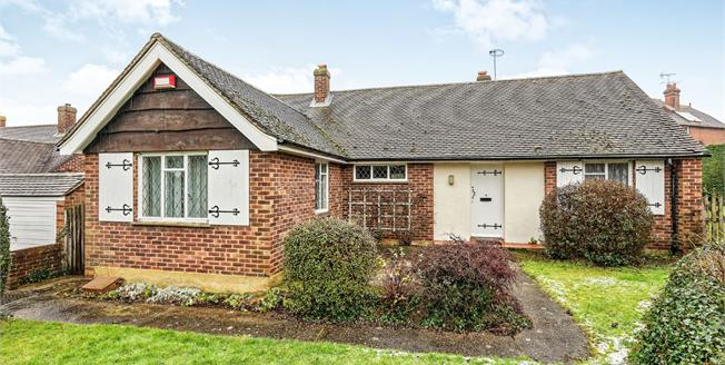 Asking Price £475,000, 3 Bedroom Detached Bungalow For Sale in Canterbury, CT1