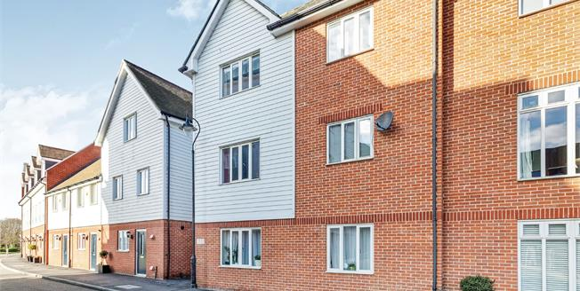 Fixed Price £49,500, 1 Bedroom Flat For Sale in Canterbury, CT2