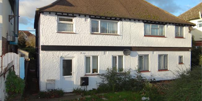 Asking Price £135,000, 2 Bedroom Flat For Sale in Canterbury, CT1