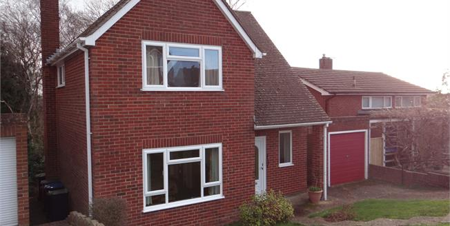 Guide Price £450,000, 3 Bedroom Detached House For Sale in Canterbury, CT2