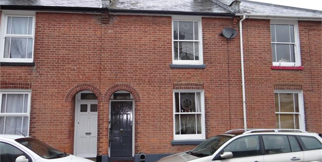 Guide Price £260,000, 2 Bedroom Terraced House For Sale in Wincheap, CT1
