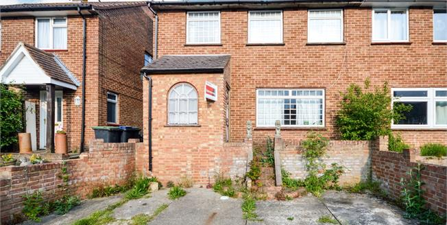 Offers in excess of £200,000, 3 Bedroom End of Terrace House For Sale in Canterbury, CT1