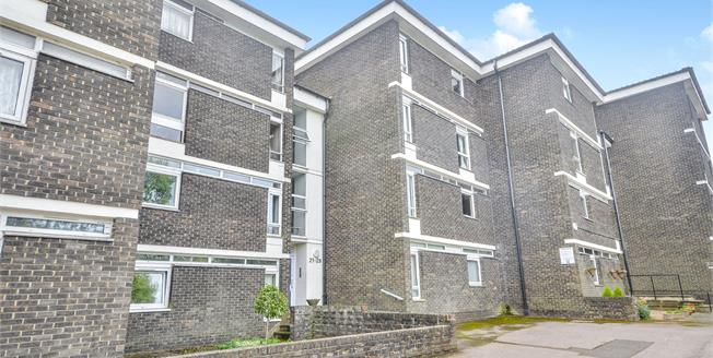 Asking Price £190,000, 2 Bedroom Flat For Sale in Canterbury, CT1