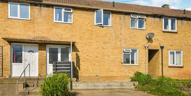 Asking Price £229,995, 3 Bedroom Terraced House For Sale in Canterbury, CT2