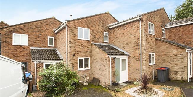 Guide Price £200,000, 2 Bedroom Terraced House For Sale in Canterbury, CT2