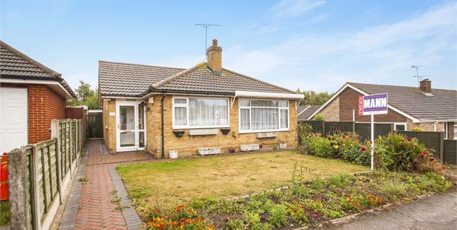 Asking Price £250,000, 2 Bedroom Detached Bungalow For Sale in Sturry, CT2