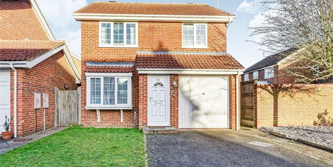 Offers in excess of £400,000, 3 Bedroom Detached House For Sale in Canterbury, CT2