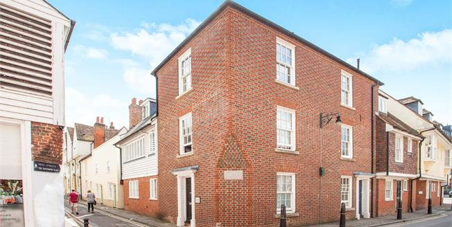 Asking Price £200,000, 2 Bedroom Flat For Sale in Canterbury, CT1