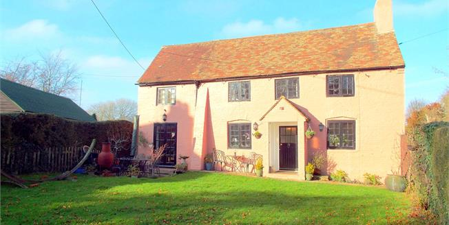 Guide Price £475,000, 3 Bedroom Detached House For Sale in Wootton, CT4