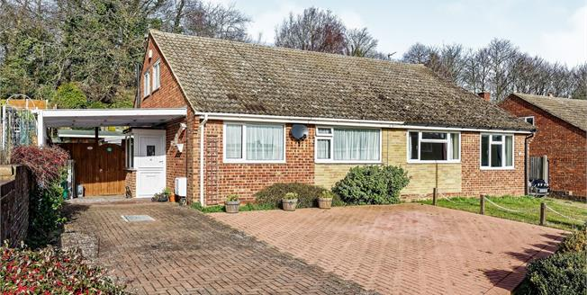 Guide Price £270,000, 4 Bedroom Semi Detached Bungalow For Sale in Sturry, CT2