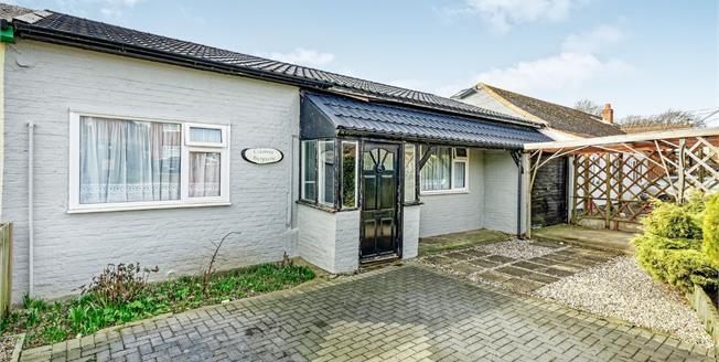 Offers in excess of £280,000, 2 Bedroom Terraced Bungalow For Sale in Bekesbourne, CT4