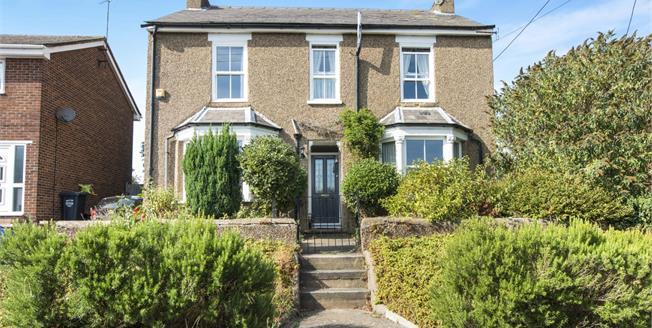 Asking Price £550,000, 4 Bedroom Detached House For Sale in Dartford, DA2