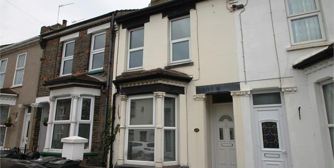 Asking Price £270,000, 2 Bedroom Terraced House For Sale in Greenhithe, DA9