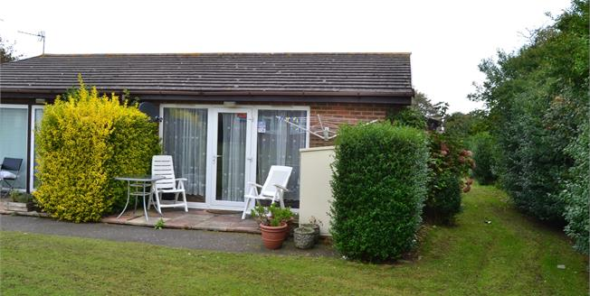Guide Price £65,000, 2 Bedroom End of Terrace Bungalow For Sale in St. Margarets-at-Cliffe, CT15
