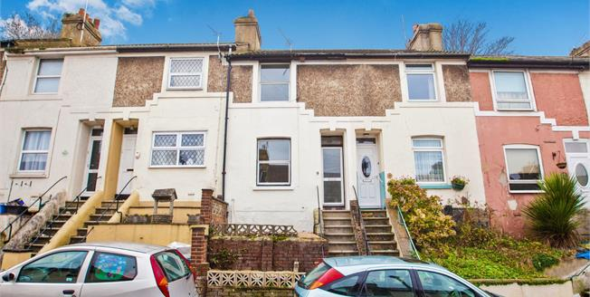 Offers in excess of £139,995, 3 Bedroom Terraced House For Sale in Dover, CT17
