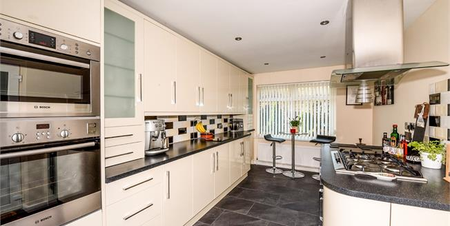 Asking Price £340,000, 4 Bedroom Detached Bungalow For Sale in River, CT17