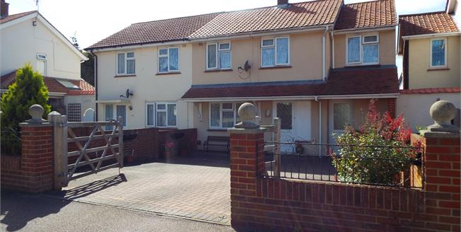 Offers in excess of £225,000, 3 Bedroom Semi Detached House For Sale in Deal, CT14