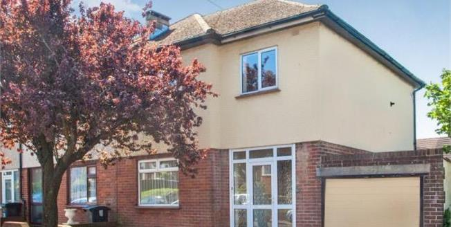 Offers in excess of £195,000, 3 Bedroom End of Terrace House For Sale in Dover, CT16