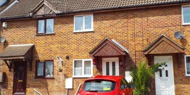 Offers in excess of £145,000, 2 Bedroom Terraced For Sale in Dover, CT17