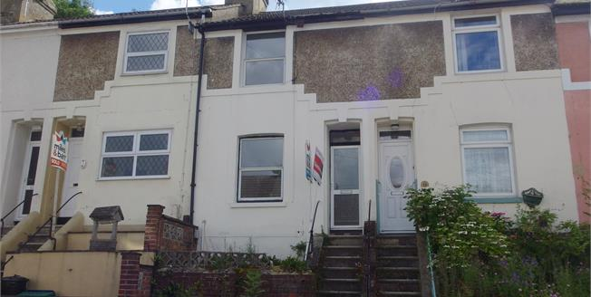 Offers in excess of £145,000, 3 Bedroom Terraced House For Sale in Dover, CT17