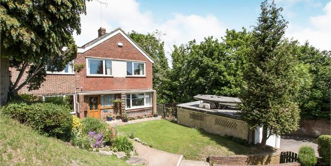 Guide Price £350,000, 5 Bedroom Detached House For Sale in Dover, CT17