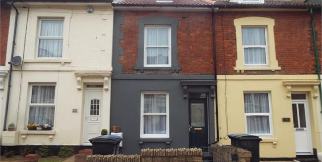Guide Price £180,000, 3 Bedroom Terraced House For Sale in Dover, CT16