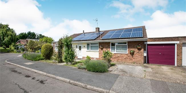 Asking Price £340,000, 3 Bedroom Detached Bungalow For Sale in Shepherdswell, CT15