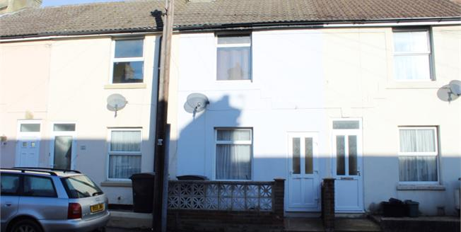 Guide Price £130,000, 2 Bedroom Terraced House For Sale in Dover, CT17