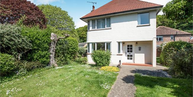 Asking Price £350,000, 4 Bedroom Detached House For Sale in Dover, CT17