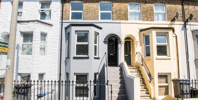 Asking Price £200,000, 4 Bedroom Terraced House For Sale in Dover, CT16