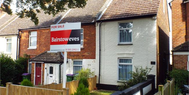 Guide Price £210,000, 3 Bedroom Terraced House For Sale in Folkestone, CT19