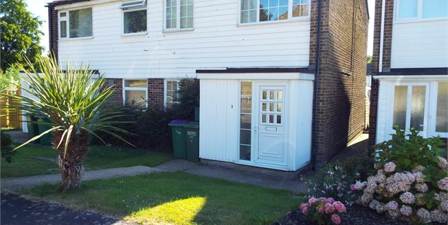 Asking Price £235,000, 3 Bedroom Semi Detached House For Sale in Folkestone, CT20