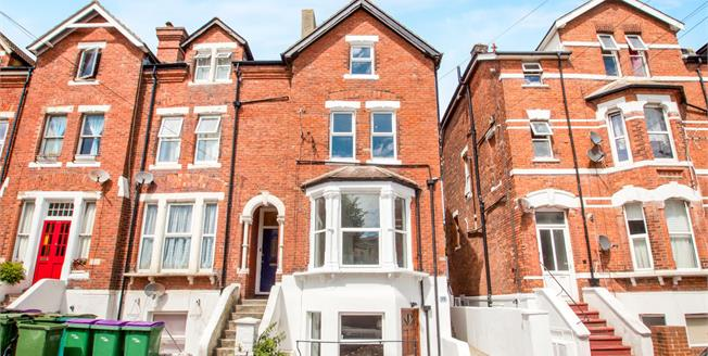 Offers in excess of £110,000, 1 Bedroom Flat For Sale in Folkestone, CT20