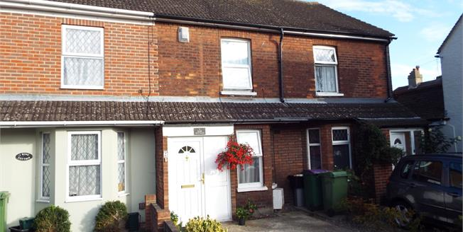Offers in excess of £180,000, 2 Bedroom Terraced House For Sale in Folkestone, CT19