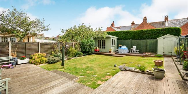 Asking Price £350,000, 3 Bedroom Semi Detached House For Sale in Folkestone, CT19
