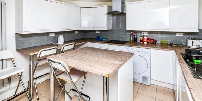 Asking Price £260,000, 5 Bedroom End of Terrace House For Sale in Folkestone, CT20