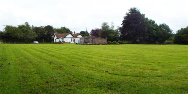 Guide Price £540,000, 4 Bedroom Detached Bungalow For Sale in Throwley Forstal, ME13