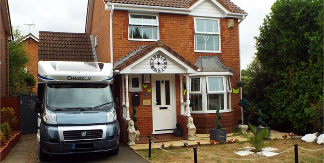 Asking Price £325,000, 3 Bedroom Detached House For Sale in Faversham, ME13