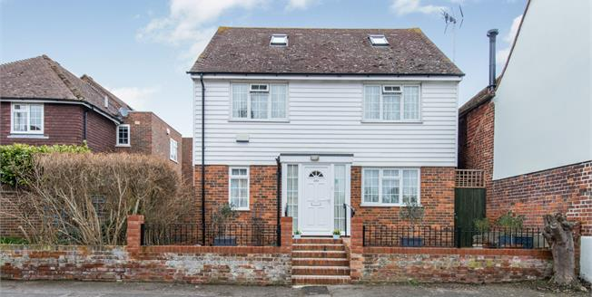 Offers Over £480,000, 4 Bedroom Detached House For Sale in Boughton-under-Blean, ME13