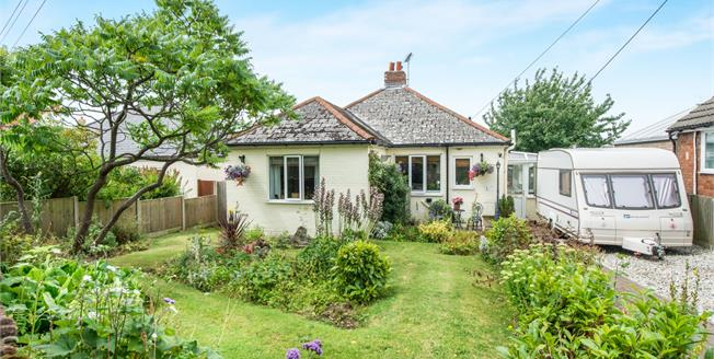 Asking Price £410,000, 2 Bedroom Detached Bungalow For Sale in Boughton-under-Blean, ME13