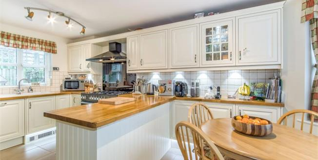 Offers in excess of £460,000, 4 Bedroom Detached House For Sale in Faversham, ME13