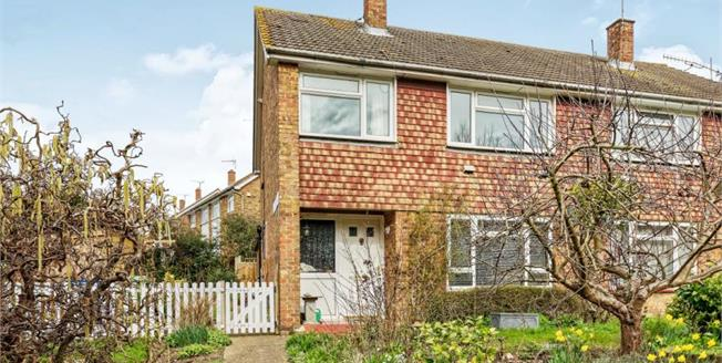 Offers in excess of £250,000, 3 Bedroom Semi Detached House For Sale in Boughton-under-Blean, ME13