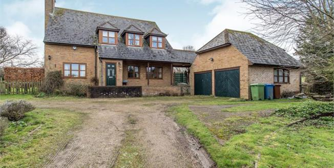 Offers in excess of £725,000, 4 Bedroom Detached House For Sale in Hernhill, ME13