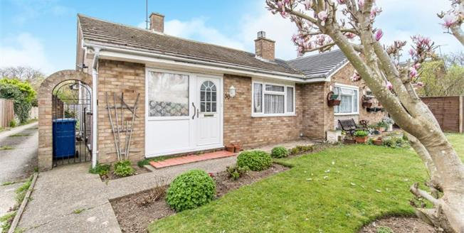 Offers in excess of £250,000, 2 Bedroom Semi Detached Bungalow For Sale in Faversham, ME13