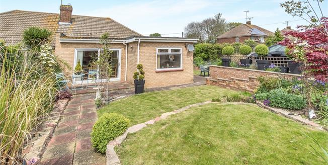 Asking Price £350,000, 2 Bedroom Semi Detached Bungalow For Sale in Faversham, ME13