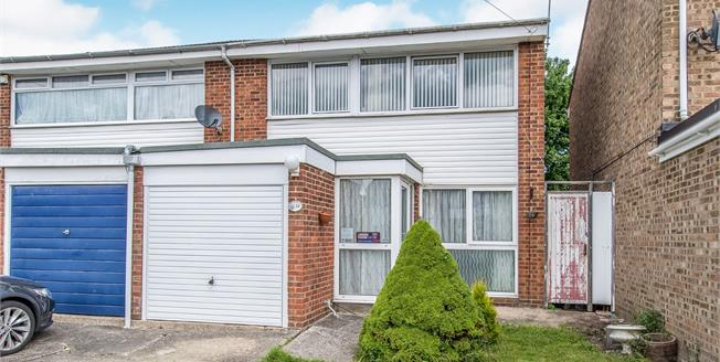 Offers in excess of £265,000, 3 Bedroom Semi Detached House For Sale in Faversham, ME13