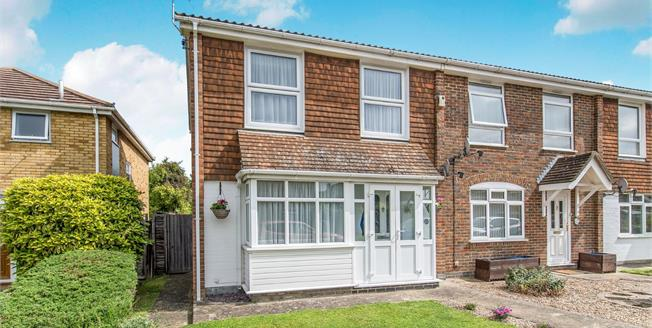Offers in excess of £300,000, 3 Bedroom End of Terrace House For Sale in Faversham, ME13