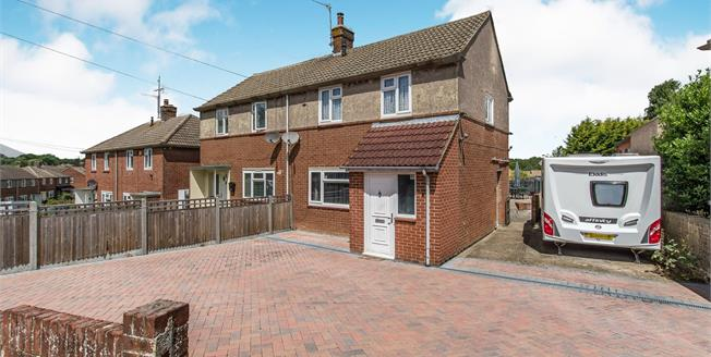 Offers in excess of £260,000, 2 Bedroom Semi Detached House For Sale in Faversham, ME13