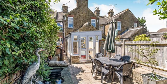 Offers in excess of £295,000, 2 Bedroom Terraced House For Sale in Faversham, ME13