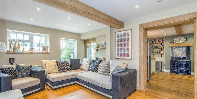 Asking Price £600,000, 4 Bedroom Semi Detached House For Sale in Denstroude, CT2